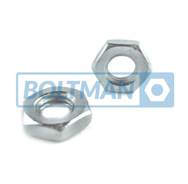 DIN 439 B / ISO 4035