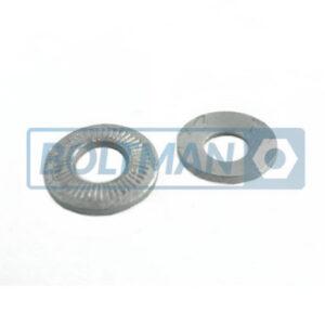 Podkładki kontaktowe powiększone, NF E25-511